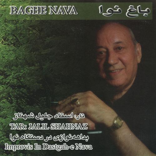 آلبوم جلیل شهناز باغ نوا (بداهه نوازی در دستگاه نوا) Jalil Shahnaz - Baghe Nava (Improvisation on Tar)