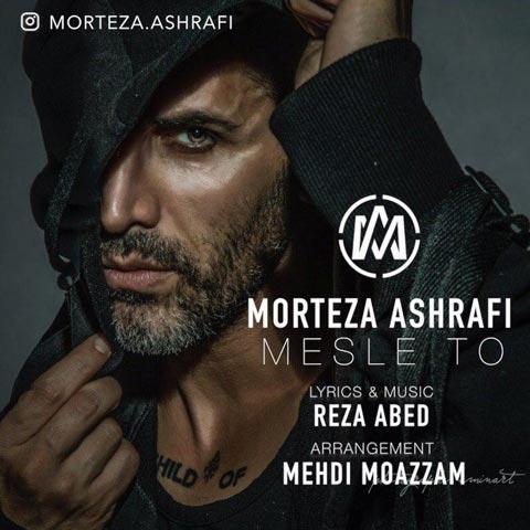 دانلود آهنگ مرتضی اشرفی مثل تو Morteza Ashrafi - Mesle To