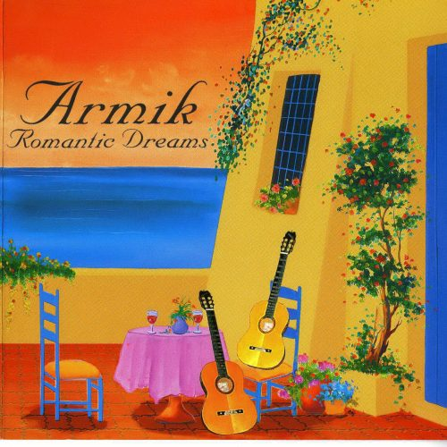 آلبوم آرمیک Armik - Romantic Dreams (2004)