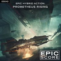 آلبوم گروه اپیک اسکور Epic Score - Epic Hybrid Action Prometheus Rising