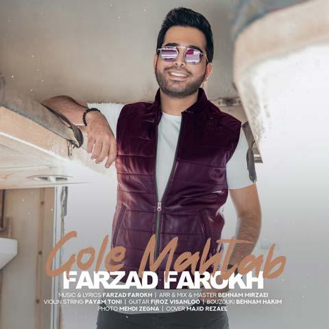 دانلود آهنگ جدید فرزاد فرخ گل مهتاب Farzad Farokh - Gole Mahtab