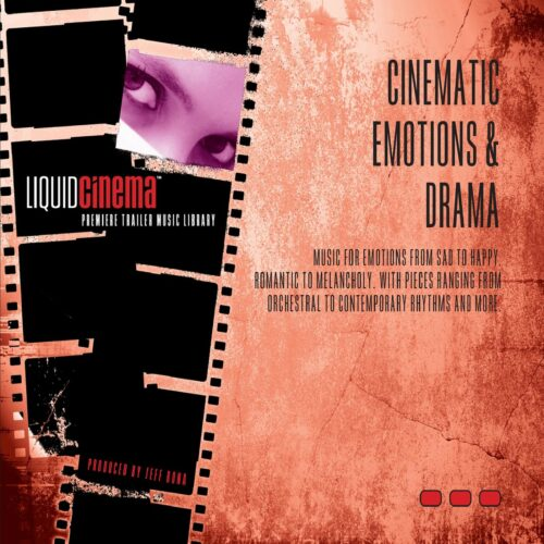 آلبوم لیکوئید سینما Liquid Cinema - Cinematic Emotions & Drama