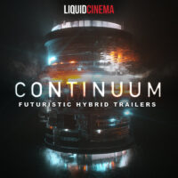 آلبوم لیکوئید سینما Liquid Cinema - Continuum (Futuristic Hybrid Trailers)